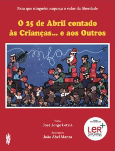 o 25 de Abril contados às crianças