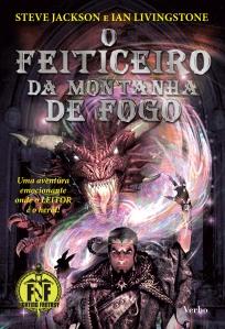 FEITICEIRO DA MONTANHA DE FOGO - ALTA